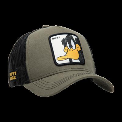 CapsLab Looney Tunes Daffy Duck Trucker kepurė