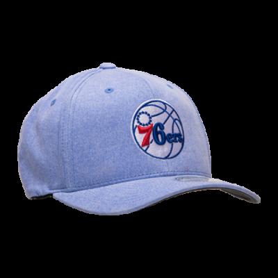 Mitchell & Ness NBA Philadelphia 76ers Washout Snapback kepurė