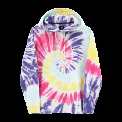 Vans New Age Spiral Tie Dye Hoodie džemperis