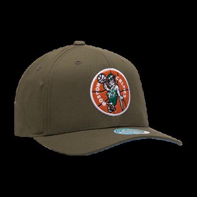 Mitchell & Ness NBA Boston Celtics Battle Snapback kepurė