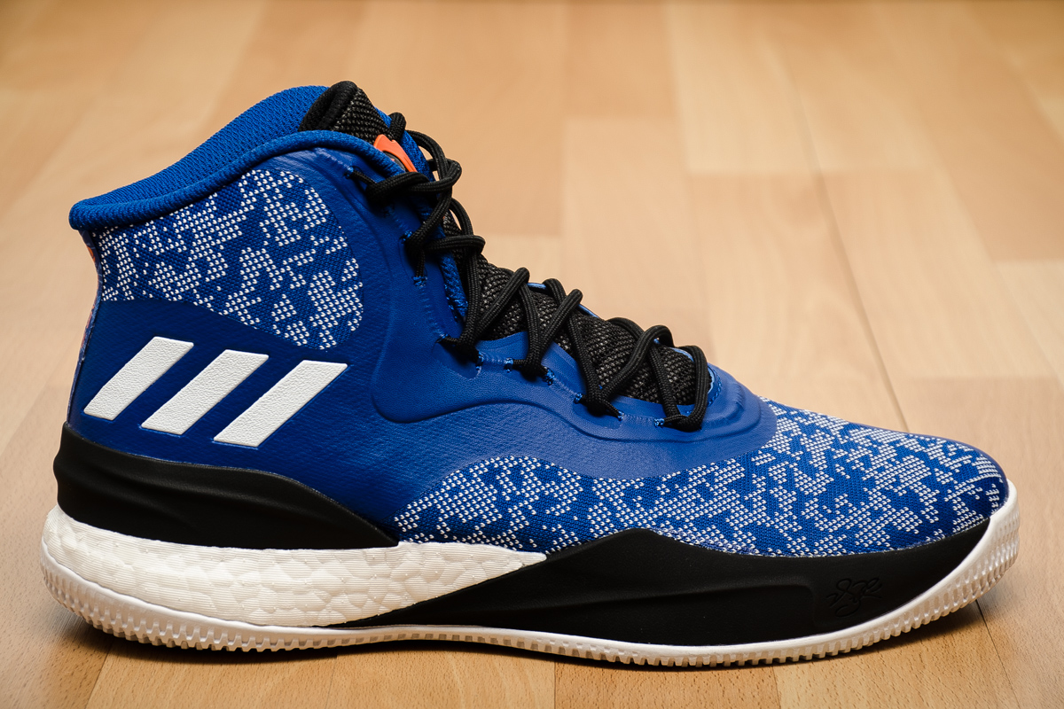 121f2c061622 ... adidas D Rose 8 - Shoes Basketball - Sporting goods sil. ...