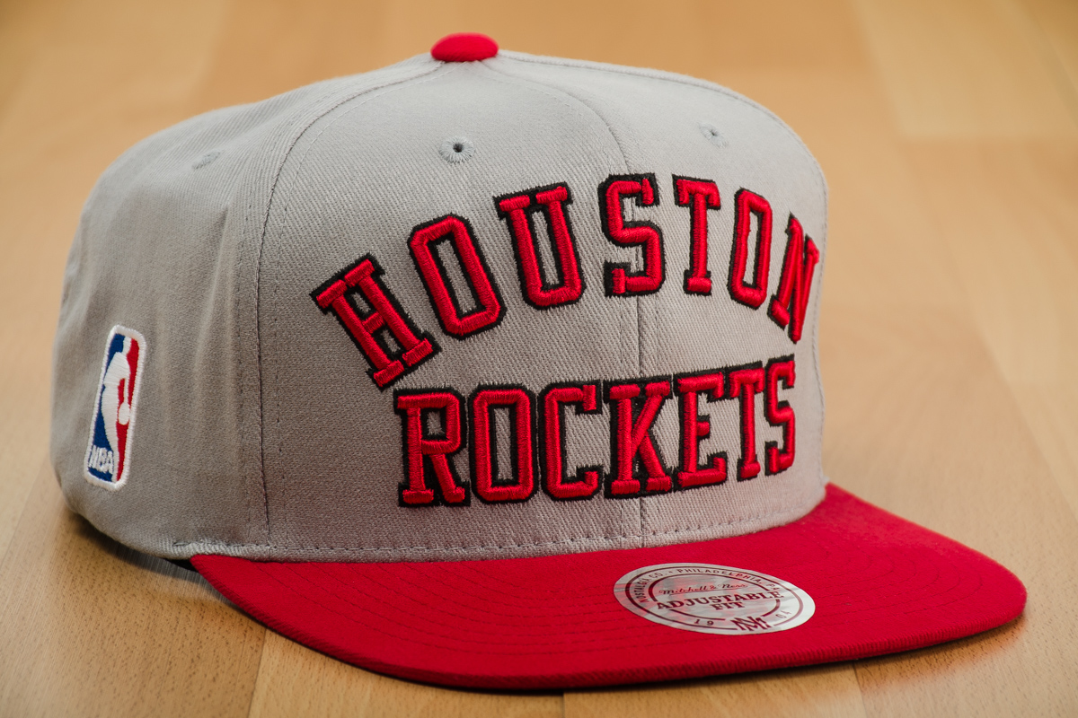 a040a02a3 cheap houston rockets mitchell and ness nba under over snapback cap ...