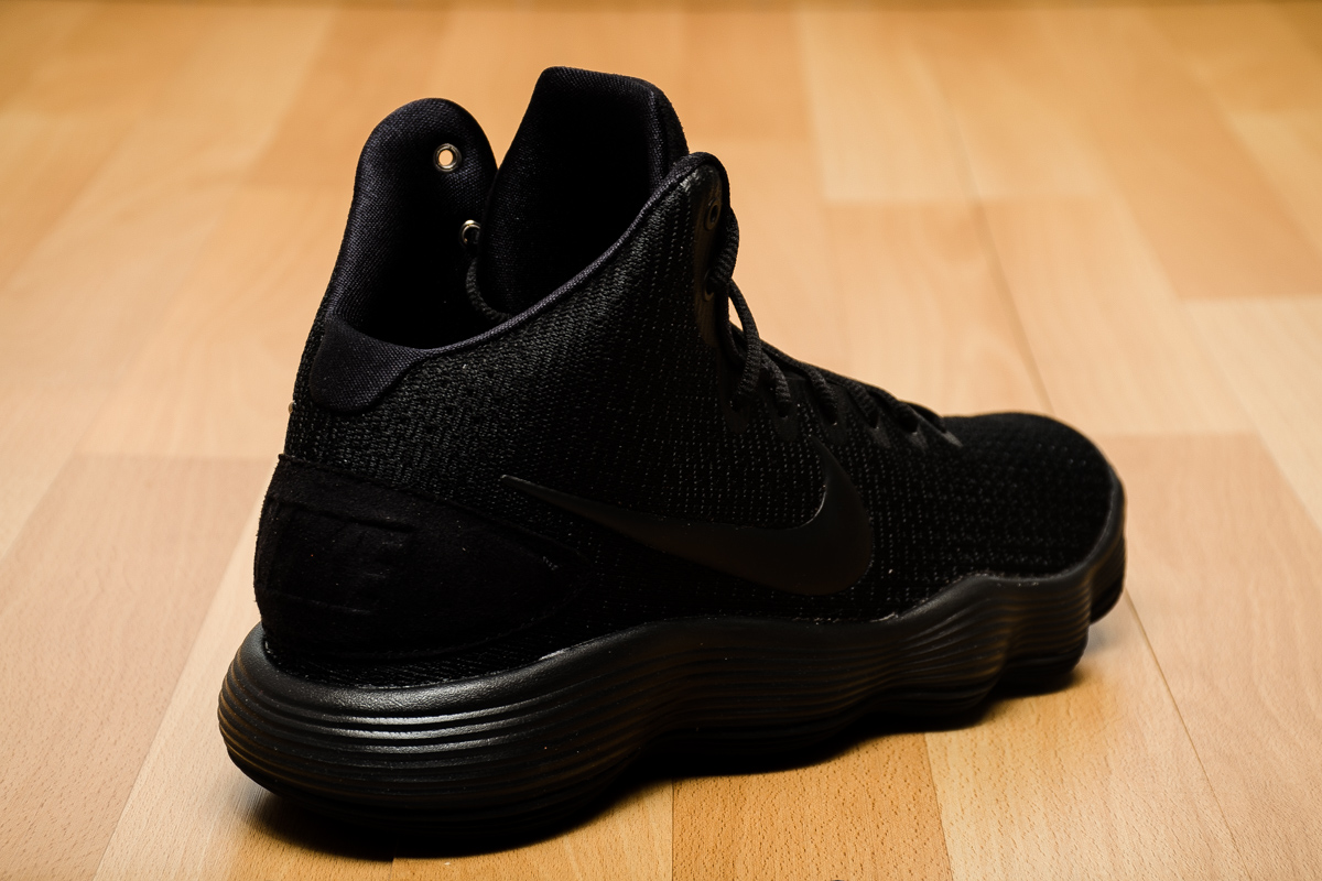 Springy Basketball Shoes