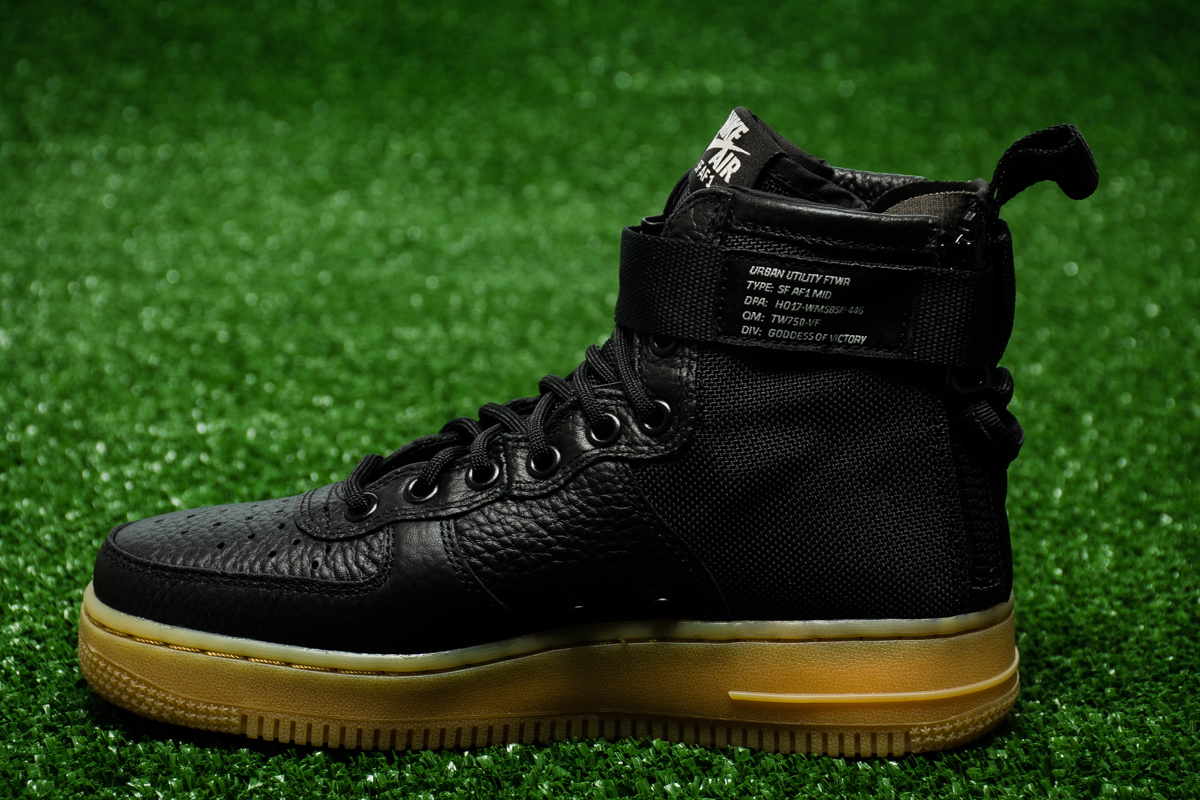 new style 12c74 73e2f Nike WMNS SF Air Force 1 Mid - Shoes Casual - Sporting goods ...