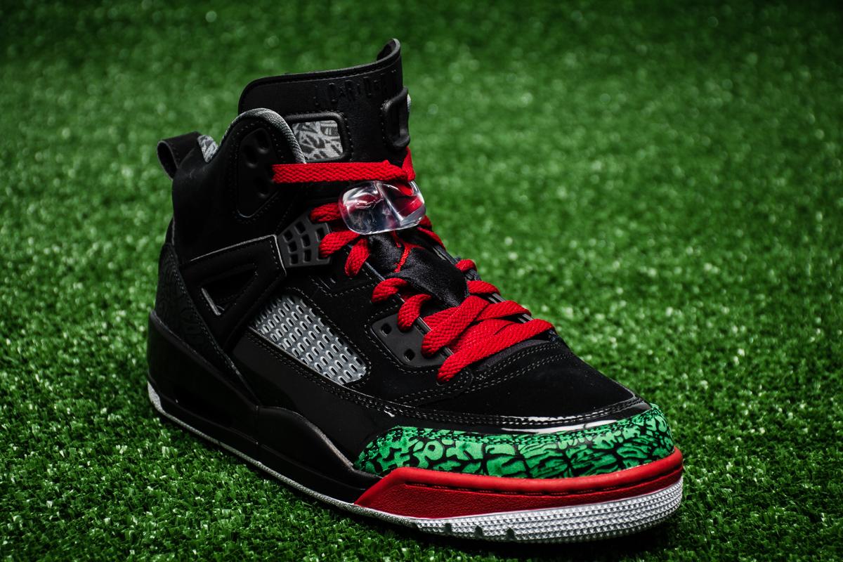 Jordan Spizike Shoes Casual Sporting Goods Sil Lt