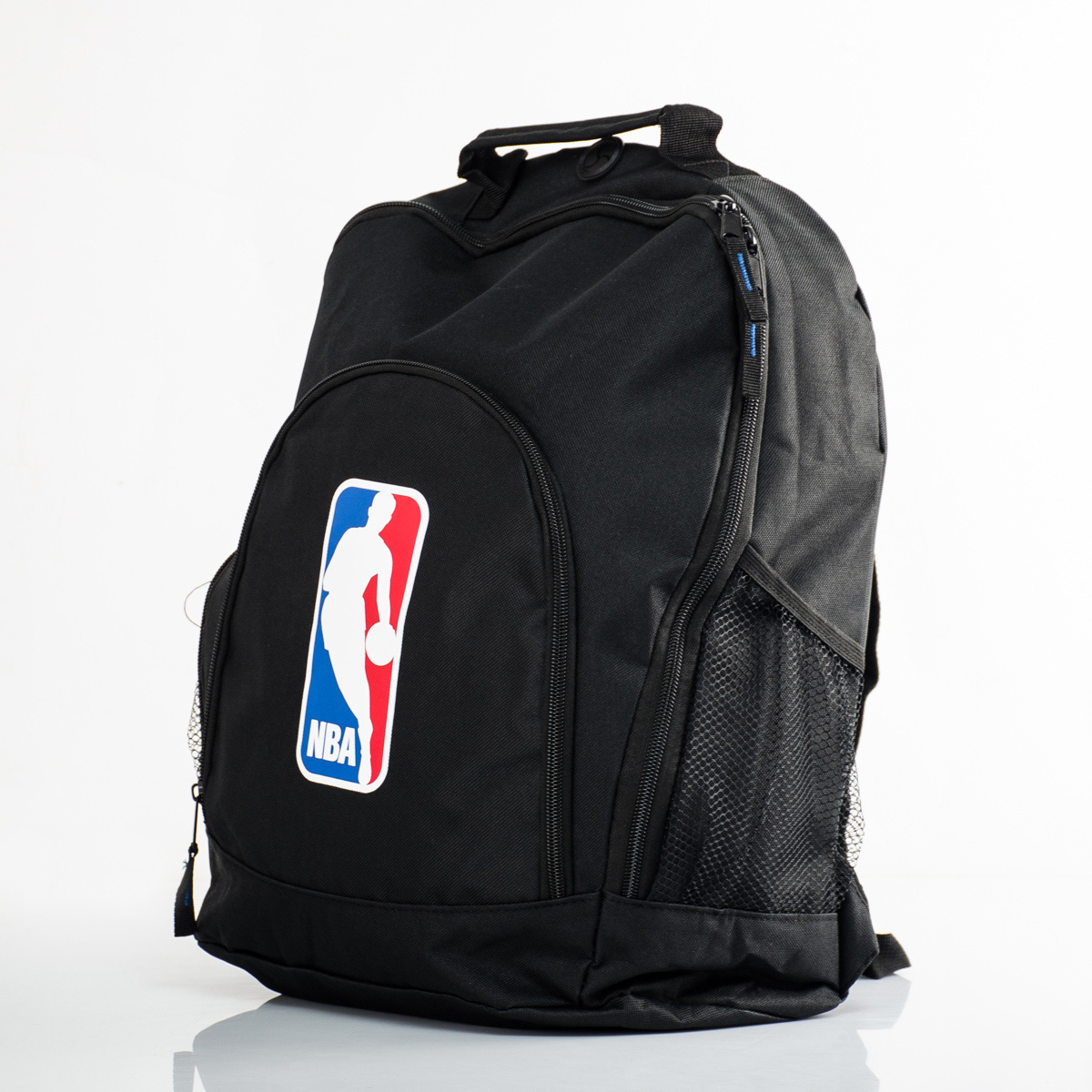 forever collectibles nba logo backpack backpacks