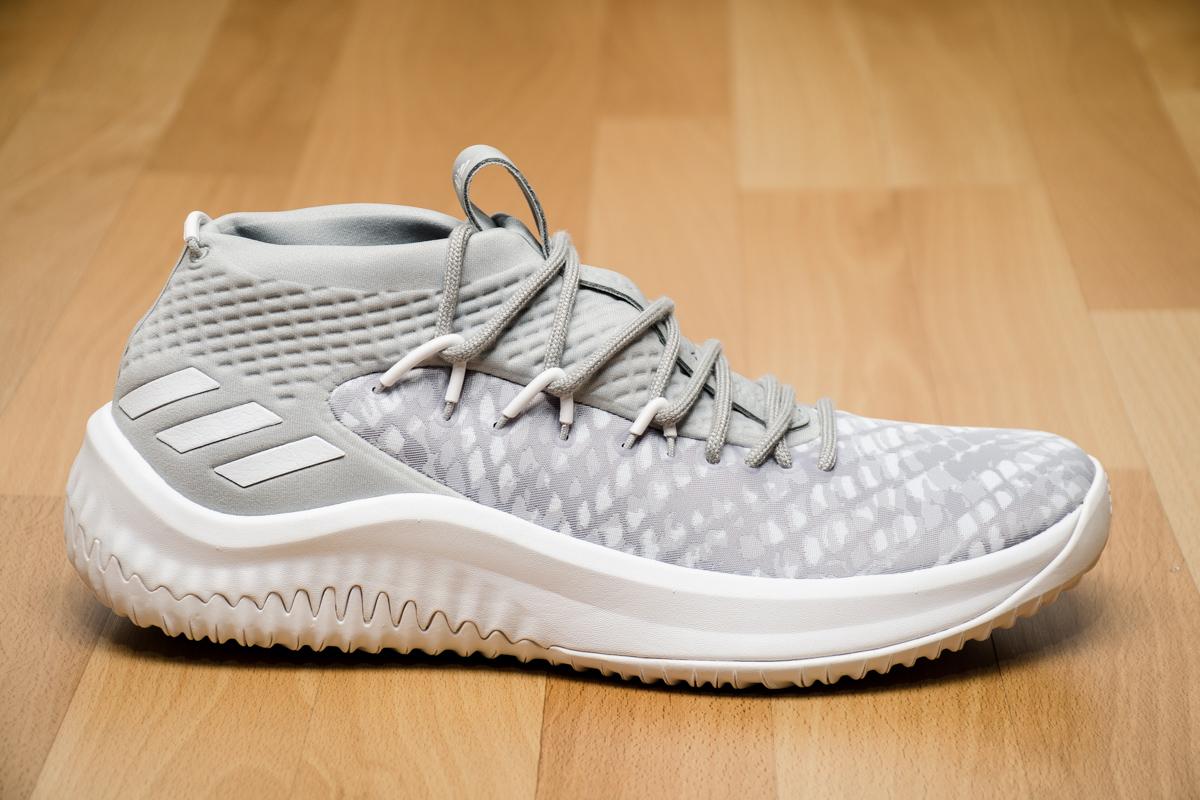 competitive price 35fab 4111b adidas Dame Lillard 4 Start to Finish