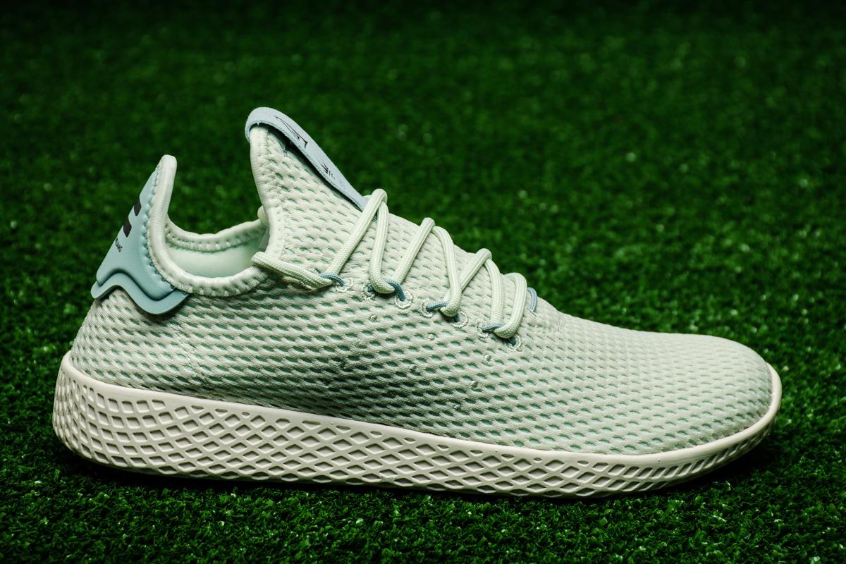 31008309b adidas Originals Pharrell Williams Tennis Human Race - Shoes Casual ...