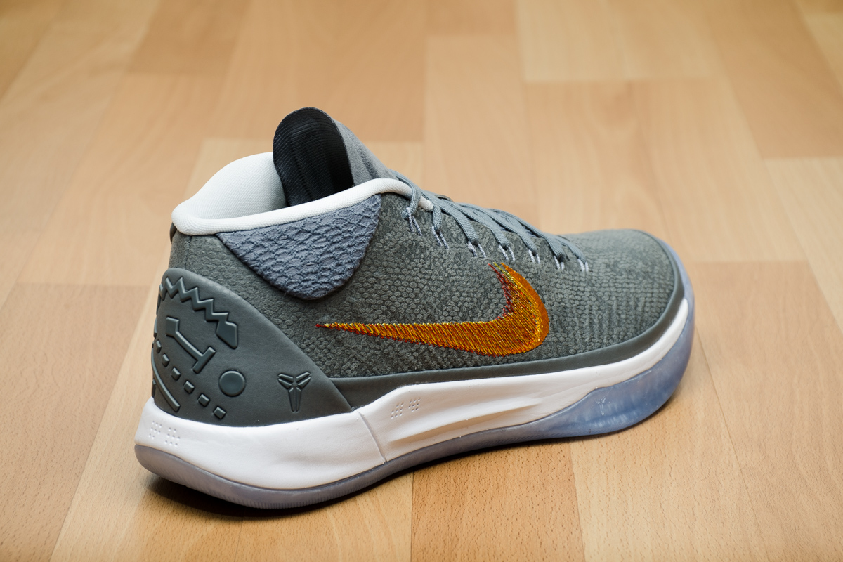 Kobe Basketball Shoes Orange