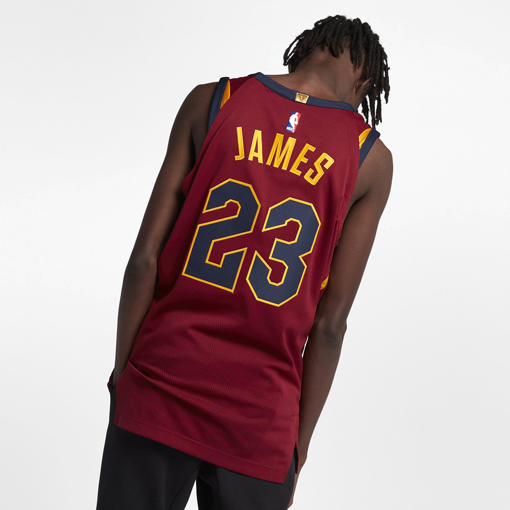 dfa85ffc2e0 ... coupon code for nike nba cleveland cavaliers lebron james icon edition  authentic connected jersey ece7c a7692