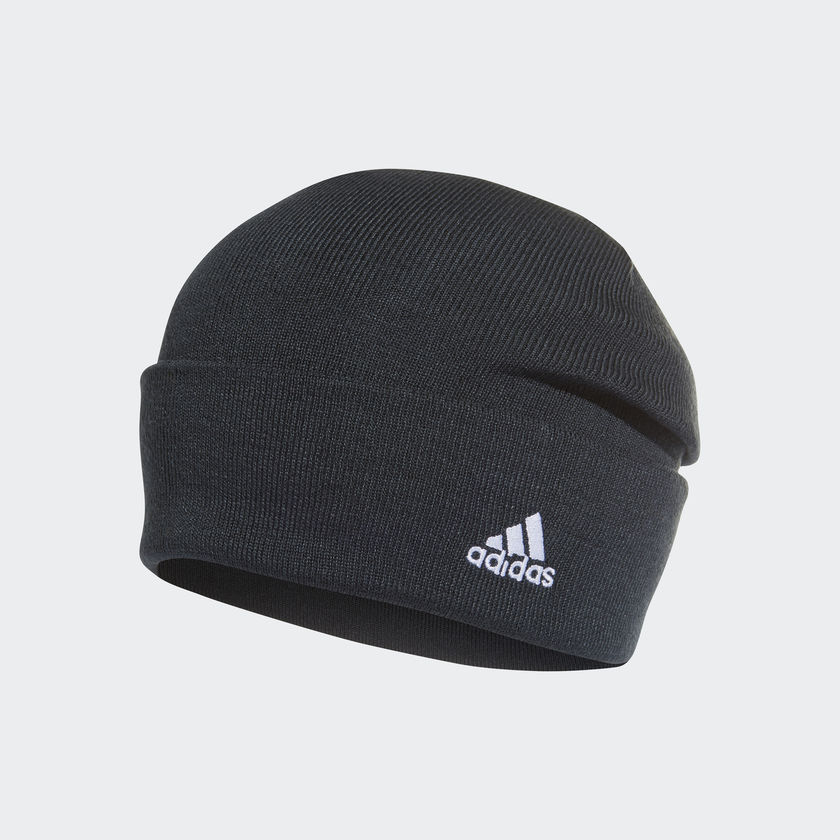 7cc94dd962fdd adidas Real Madrid 2018 19 Beanie - Caps Winter Beanies - Sporting ...