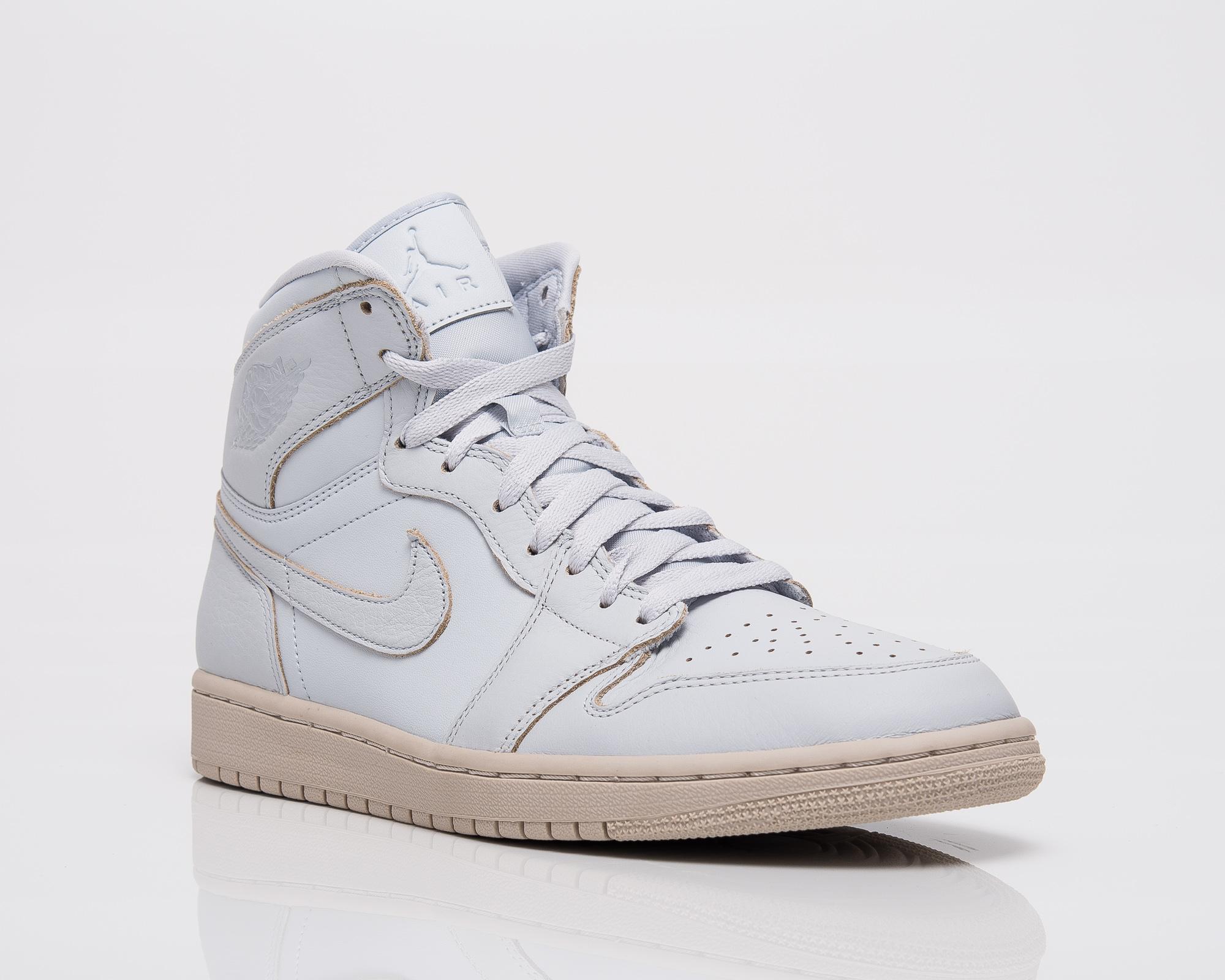 897906e7ff2f Air Jordan 1 Retro High Premium Pure Platinum - Shoes Casual ...