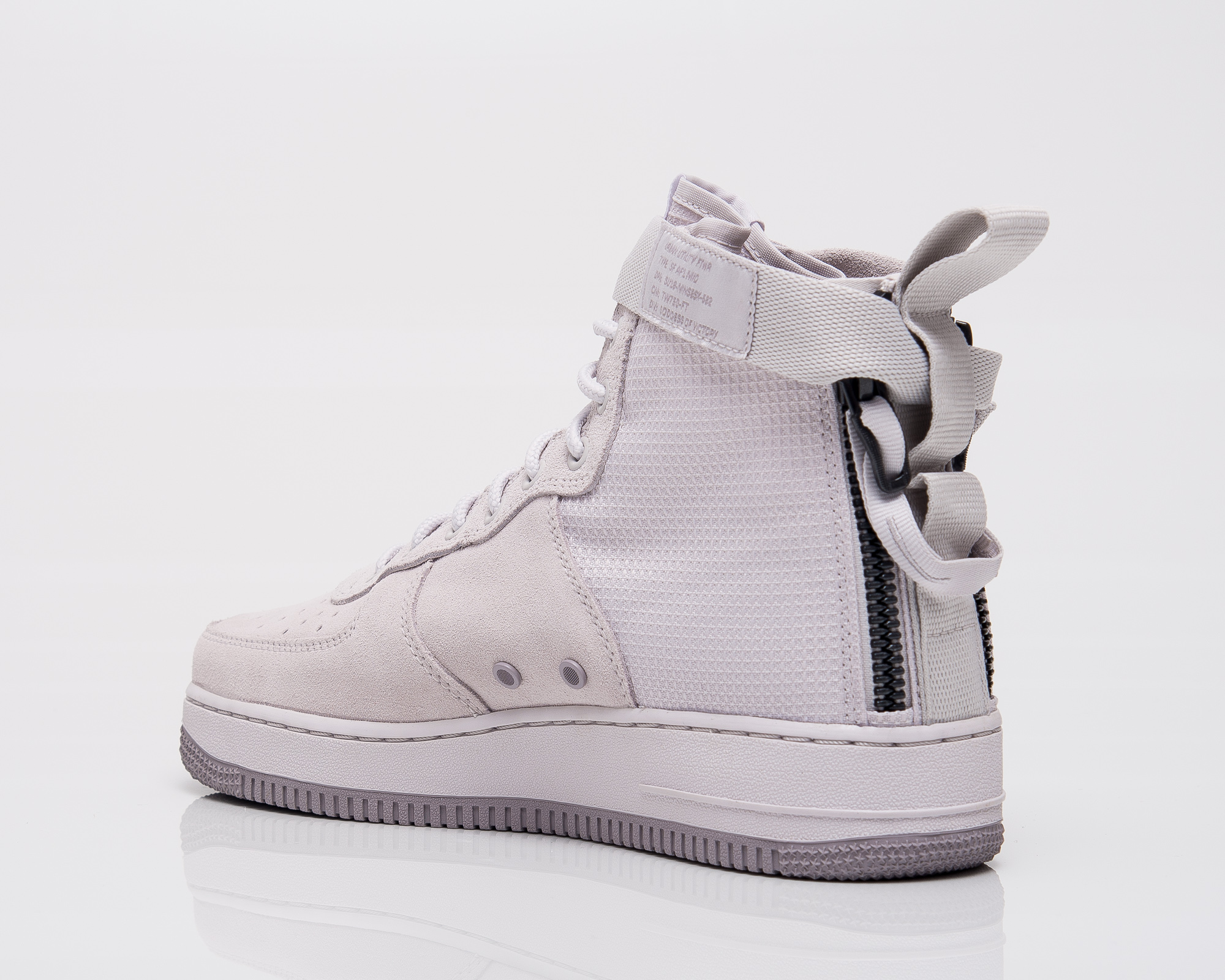 Nike Sf Air Force 1 Mid Suede Shoes Casual Sporting