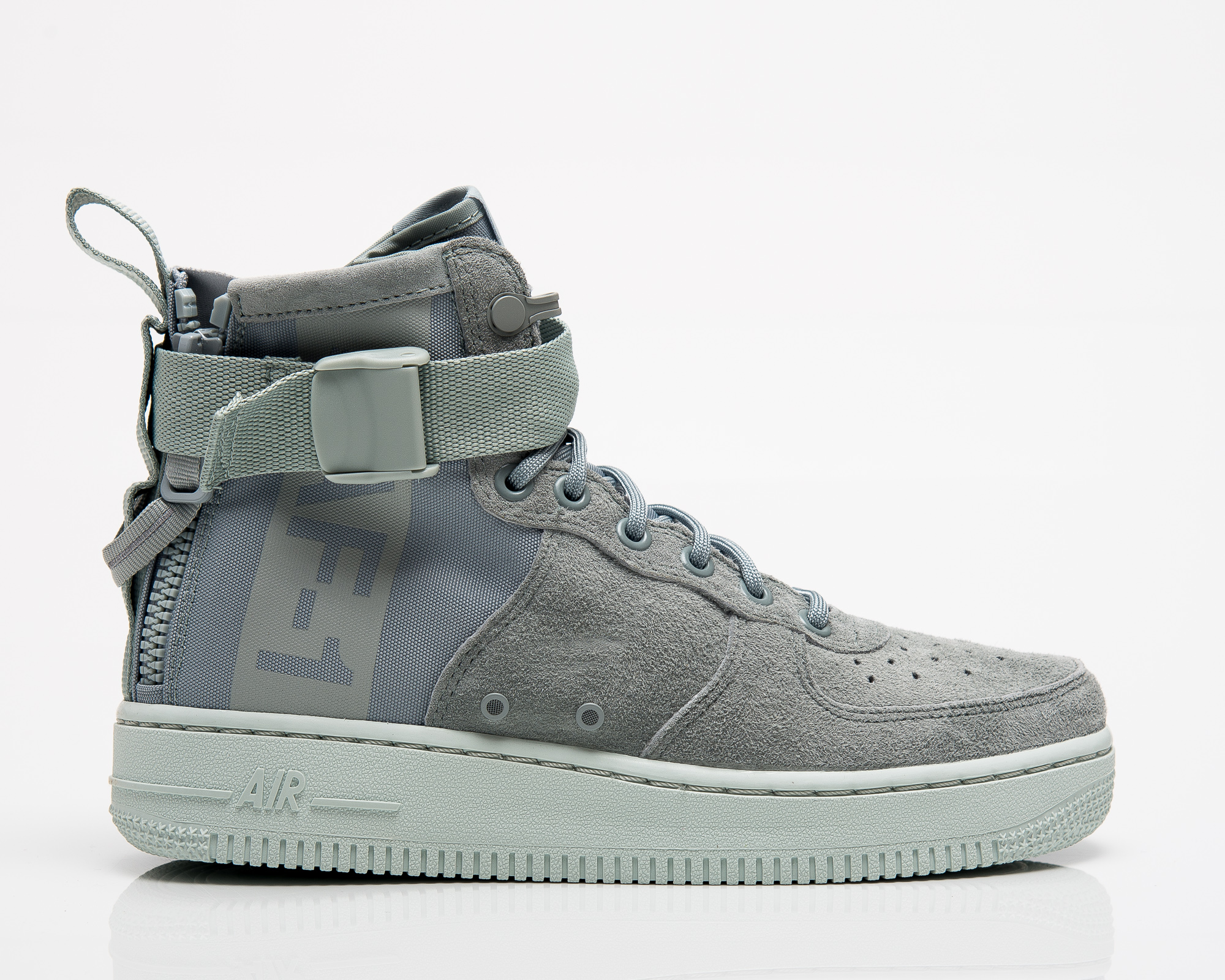 new arrival 16969 2d8d2 Nike Wmns SF Air Force 1 Mid - Shoes Casual - Sporting goods ...