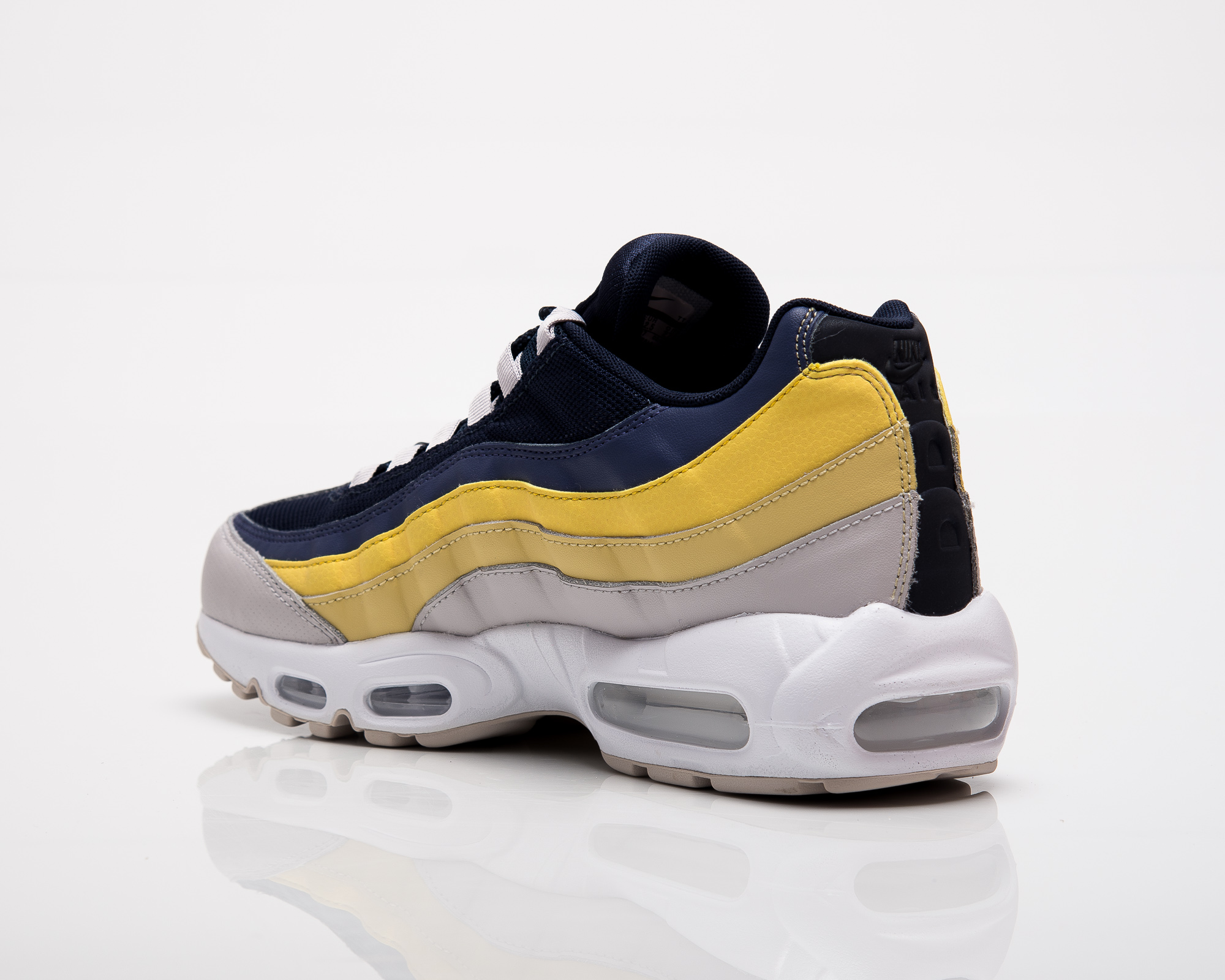8ae2bd733803fc Nike Air Max 95 Essential Lemon Wash - Shoes Casual - Sporting goods ...