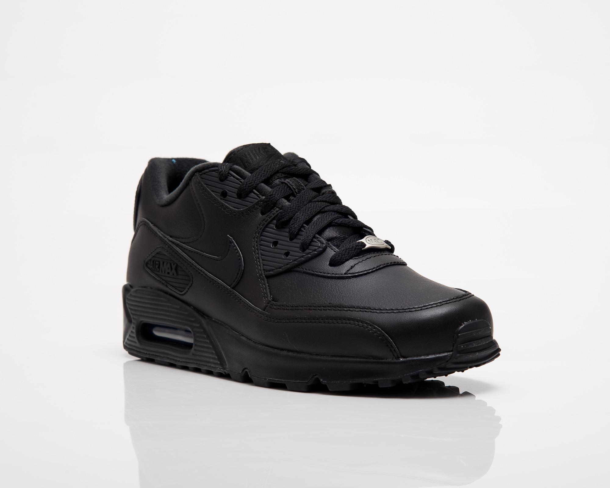 sale retailer 55b3d a09de Nike Air Max 90 Leather