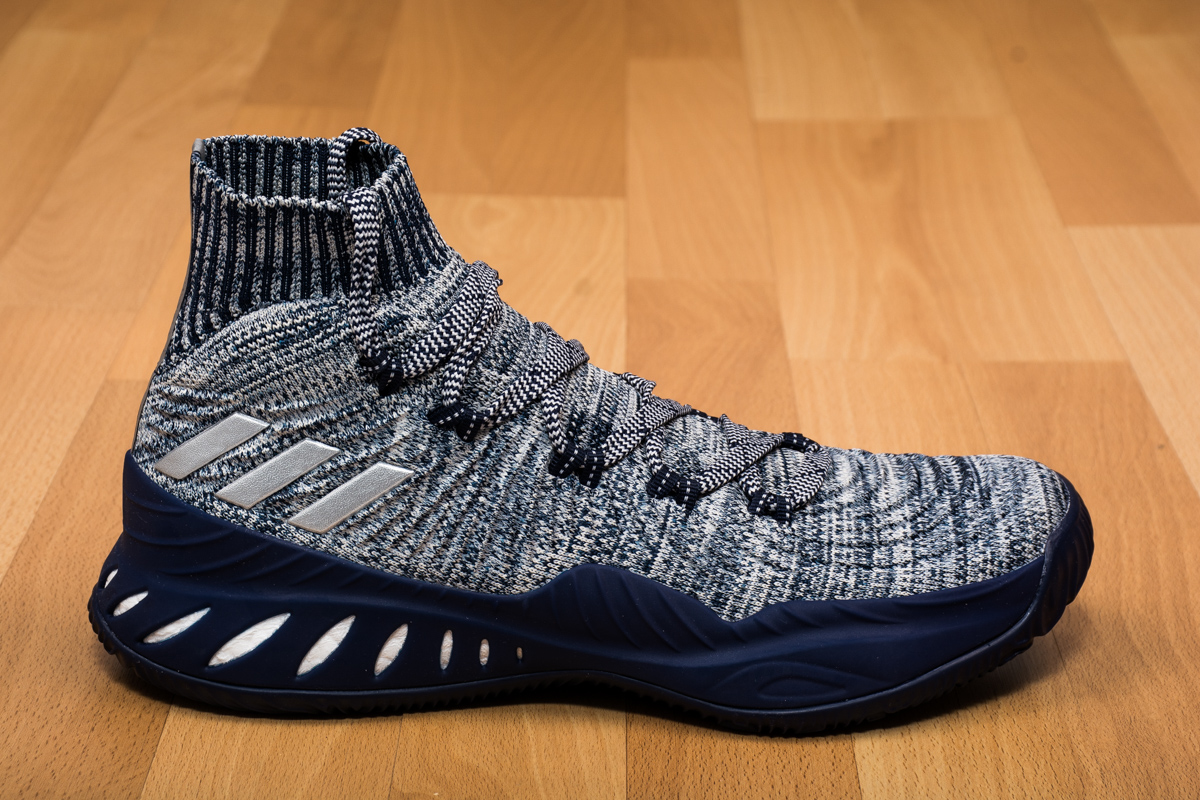 cheap for discount bc733 119c3 adidas Crazy Explosive 2017 Primeknit Andrew Wiggins