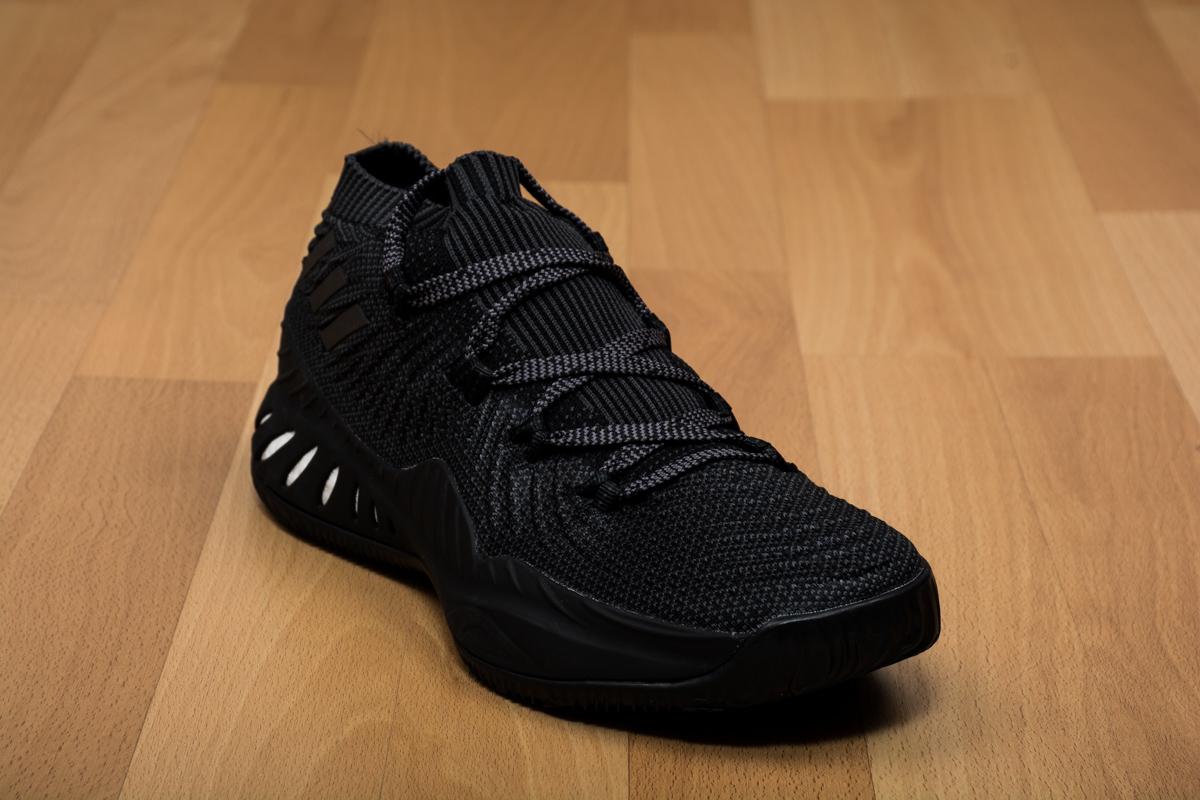 Fou Hommes De Performance Adidas Explosifs 2017 Primeknit Basket-chaussures OiTu9Nn4f