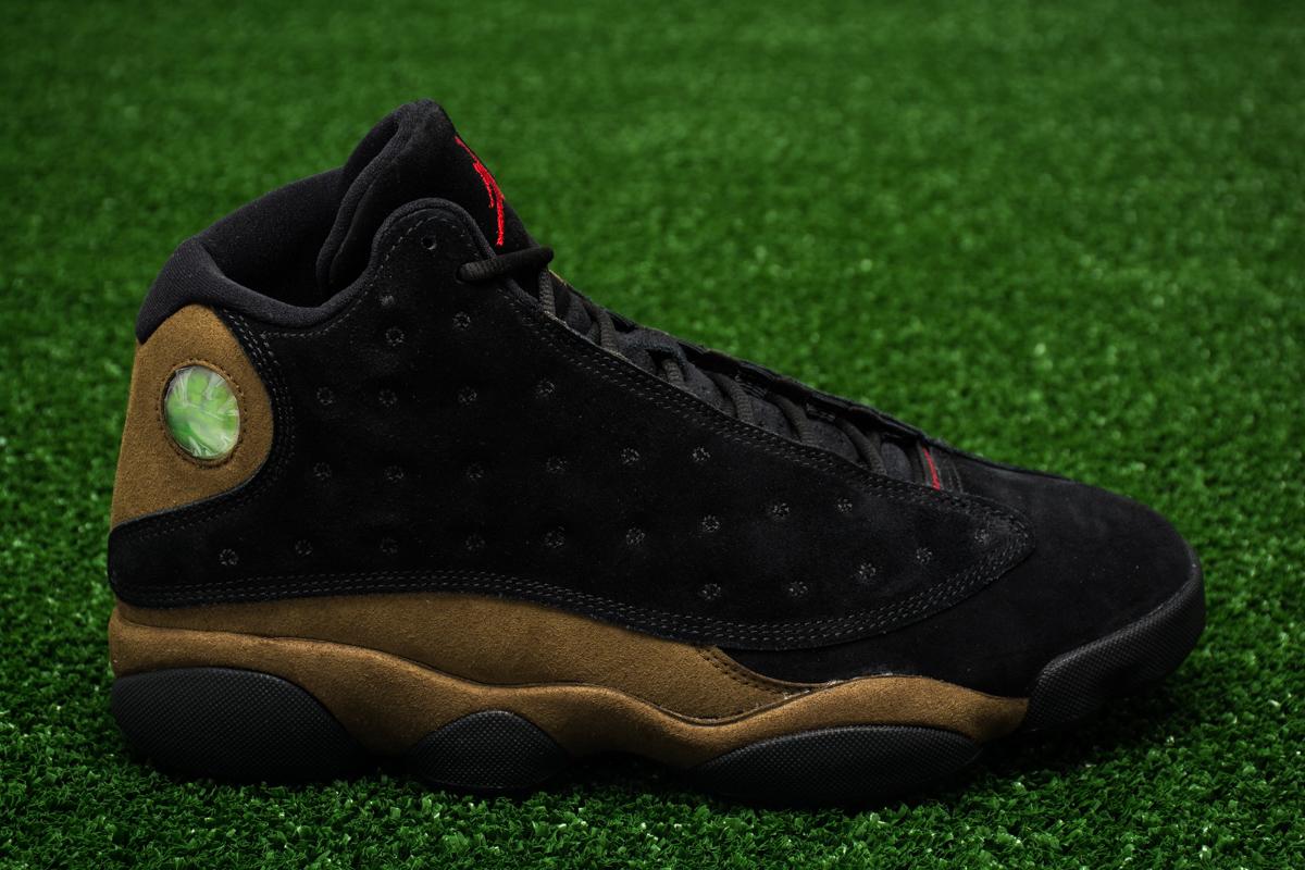 Air Jordan 13 Retro Olive - Shoes Casual - Sporting goods | sil.lt
