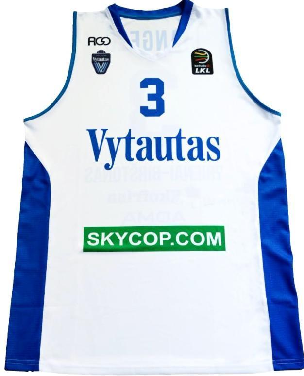 50c5984a700a LiAngelo Ball BC Vytautas Official Jersey - Clothes Shirts ...