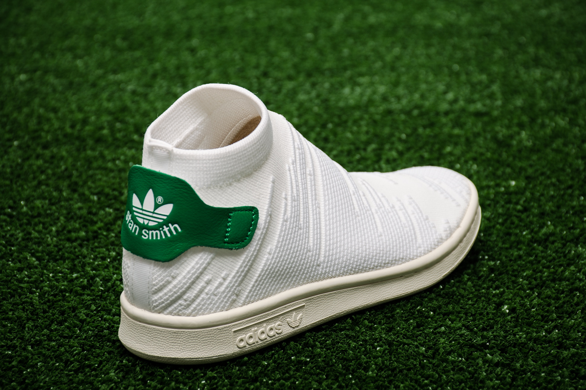 adidas wmns stan smith sock primeknit shoes casual