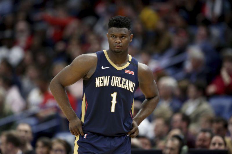 Zion'as Williamson'as turės savo vardo krepšinio batelius