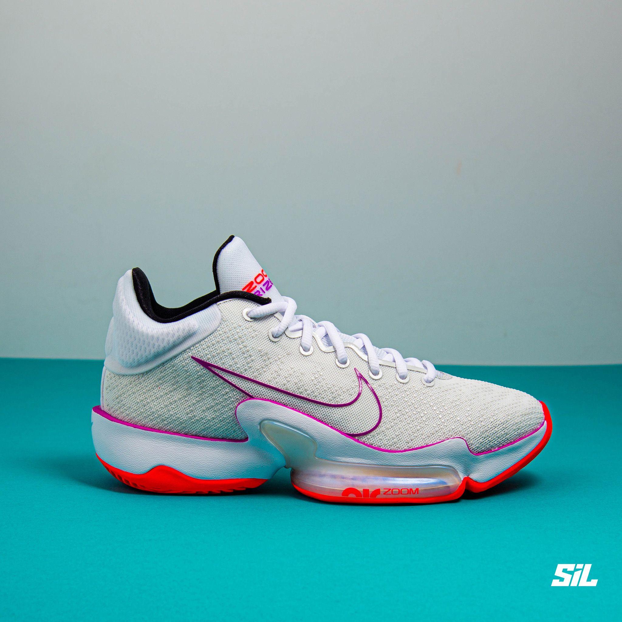 Galingas naujo krepšinio sezono startas su Nike Zoom Rize 2