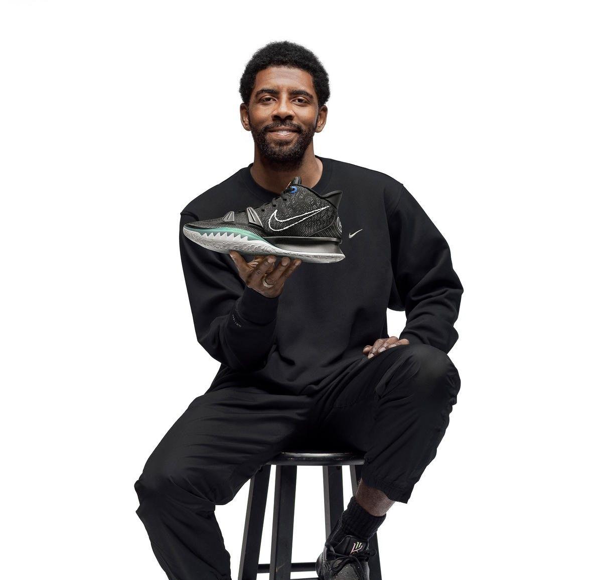 Nike Kyrie 7 krepšinio kedai: kai improvizacija sutinka meistriškumą