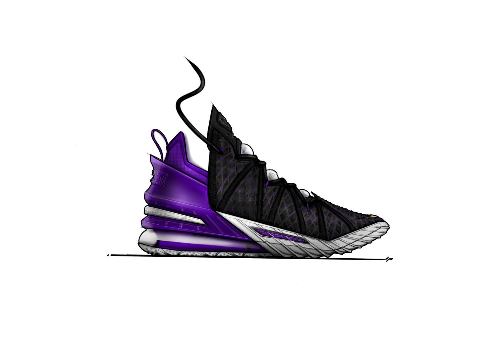 Pažintis su Nike LeBron 18