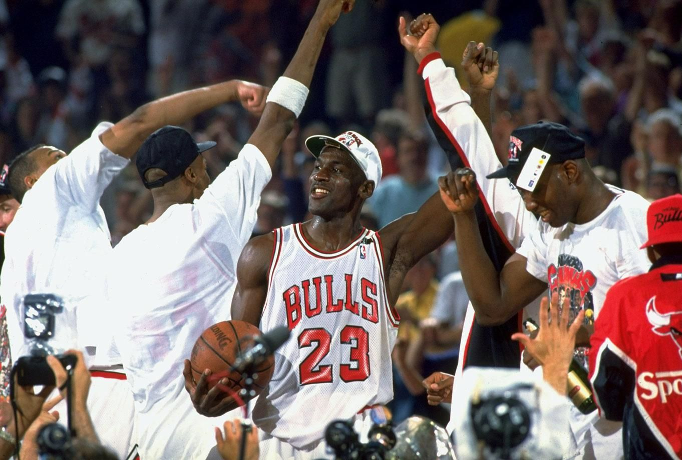 Čempiono kedai: Ką Jordan'as avėjo laimėdamas NBA žiedus?