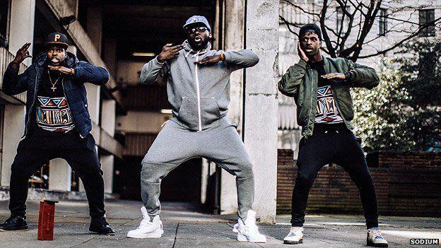 Koks ryšys sieja sneaker'ių ir šokių kultūras?