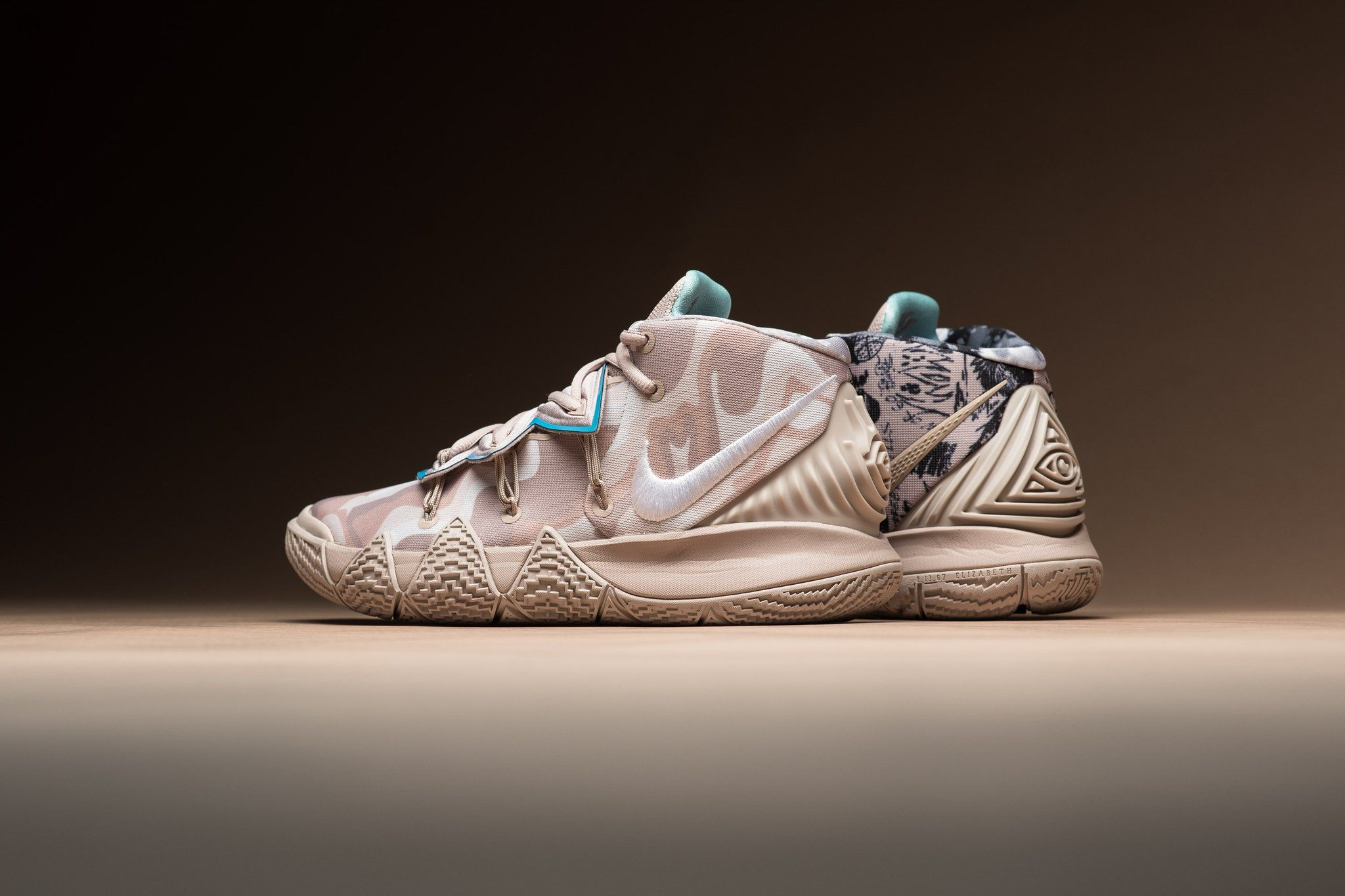 Nike Kyrie Kybrid S2 - geriausių Irving'o kedų detalių rinkinys