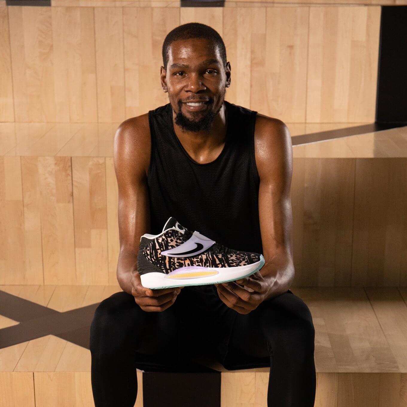 Oficialiai pristatyti Nike KD 14 krepšinio kedai