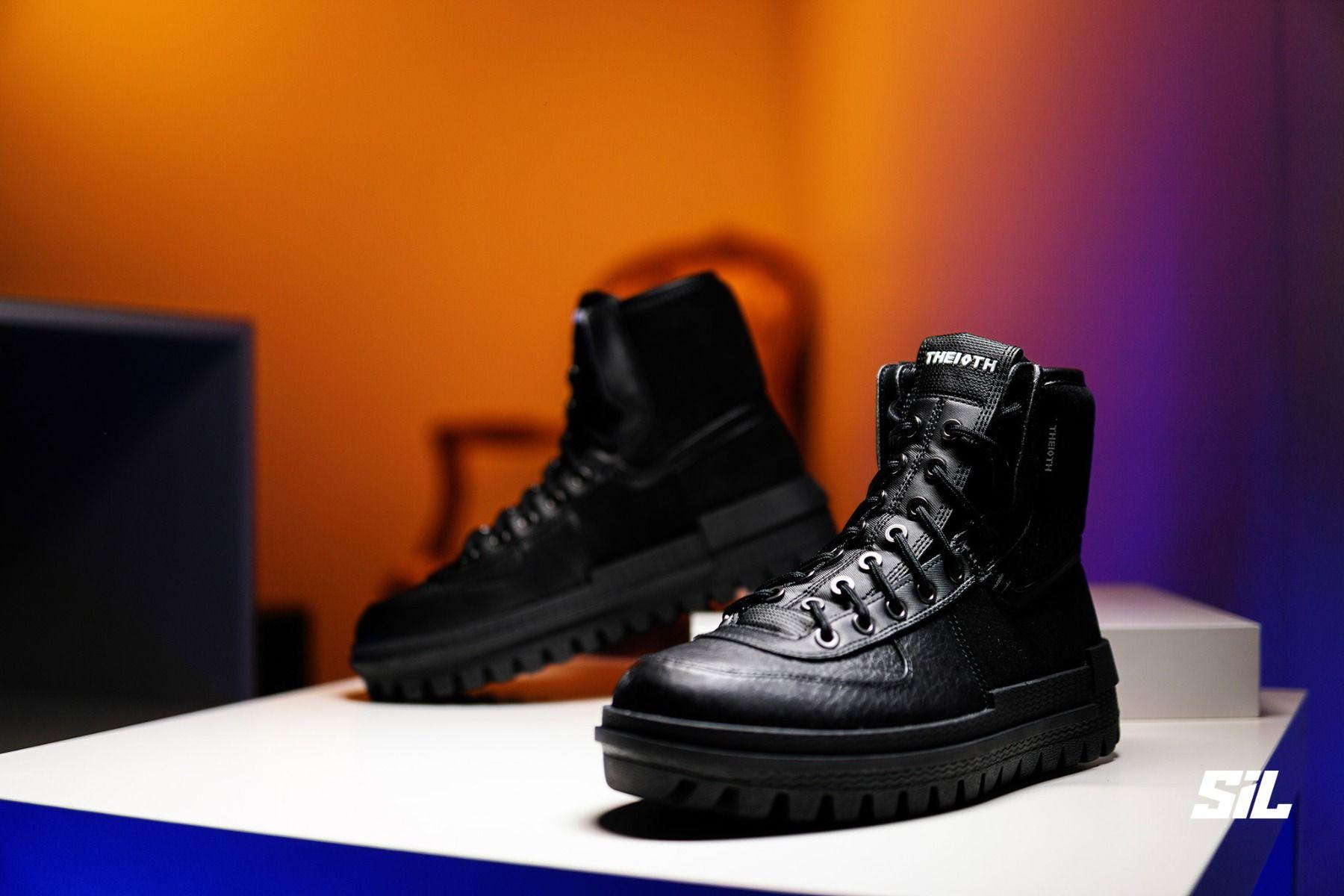 Nike Xarr juodi laisvalaikio batai rudeniui, puiki kedu alternatyva
